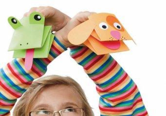 Какие детям можно сделать поделки фото 795